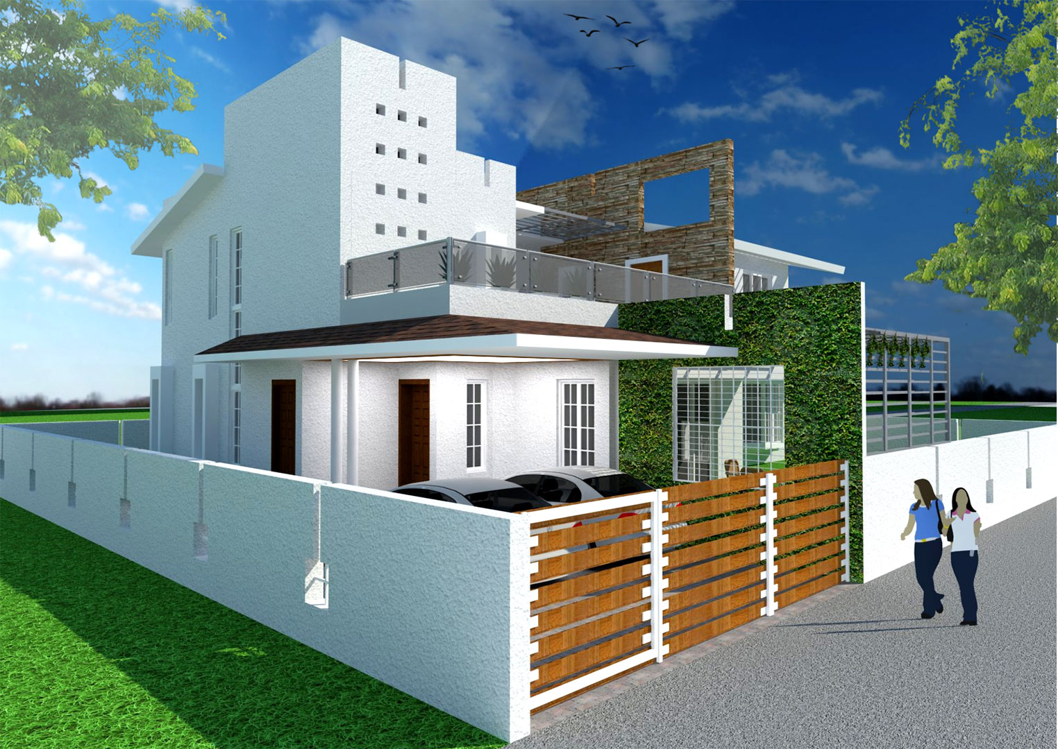 Things To Be Considered While Designing A House