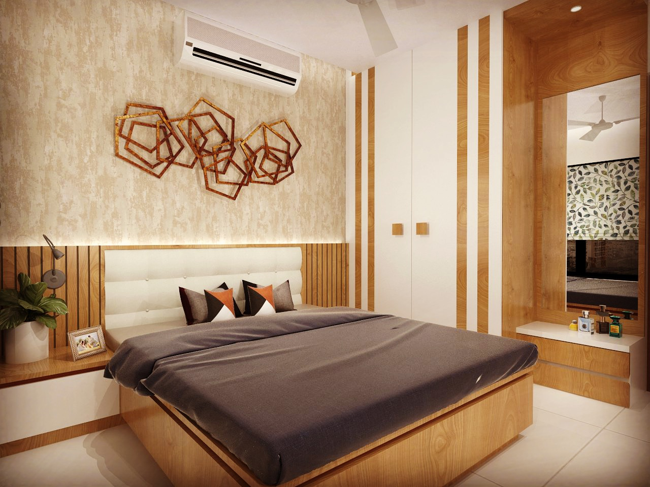 how home interior designer can save money and optimize space